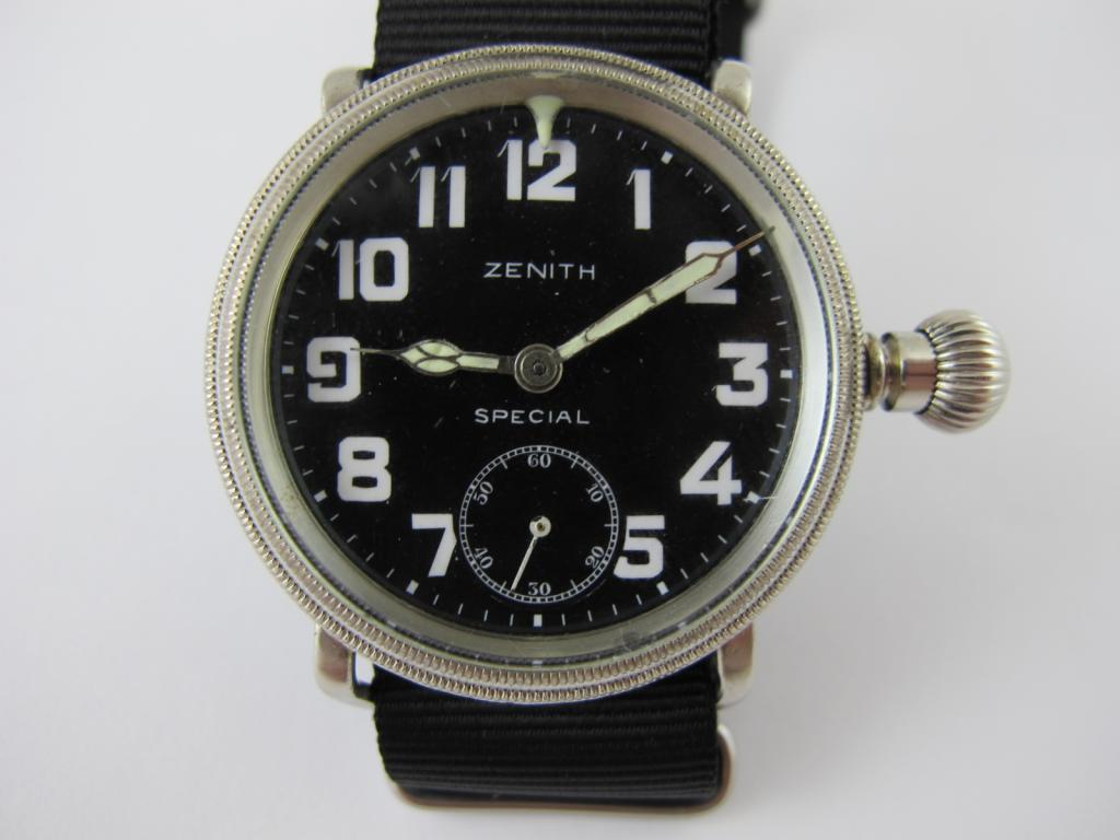 84ab52e45 Letecké hodinky ZENITH SPECIAL č.str.3032954 - Antik-hodinky.cz ...