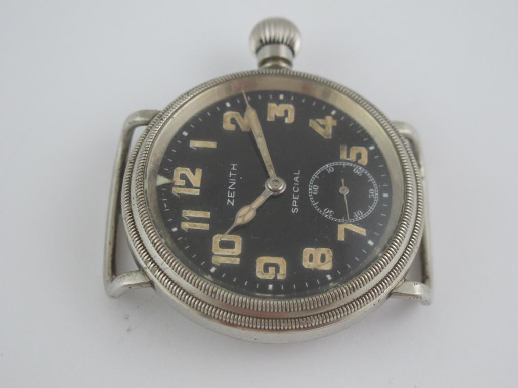 d6f60ef24 Letecké hodinky ZENITH SPECIAL čp. 8107370 - Antik-hodinky.cz ...