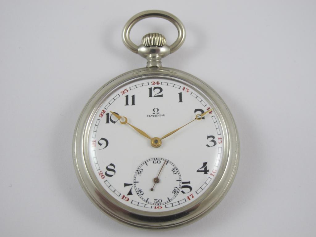 Starožitné 2 pl. kapesní hodinky OMEGA v.95 gr. - Antik-hodinky.cz ... 48deb1f231
