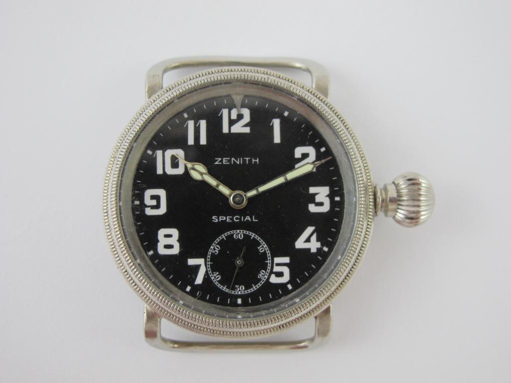 5bf5dc571 Letecké hodinky ZENITH SPECIAL č.str. 3032671 - Antik-hodinky.cz ...