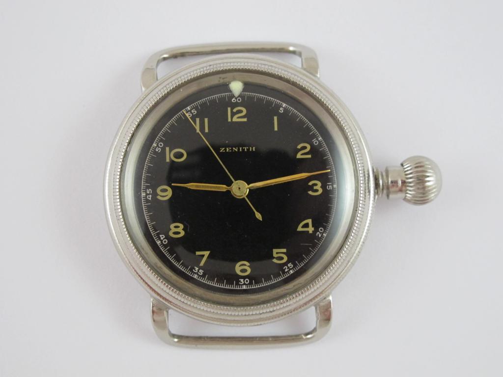 f5d248a6f Letecké hodinky ZENITH SPECIAL č.str. 3006864 - Antik-hodinky.cz ...