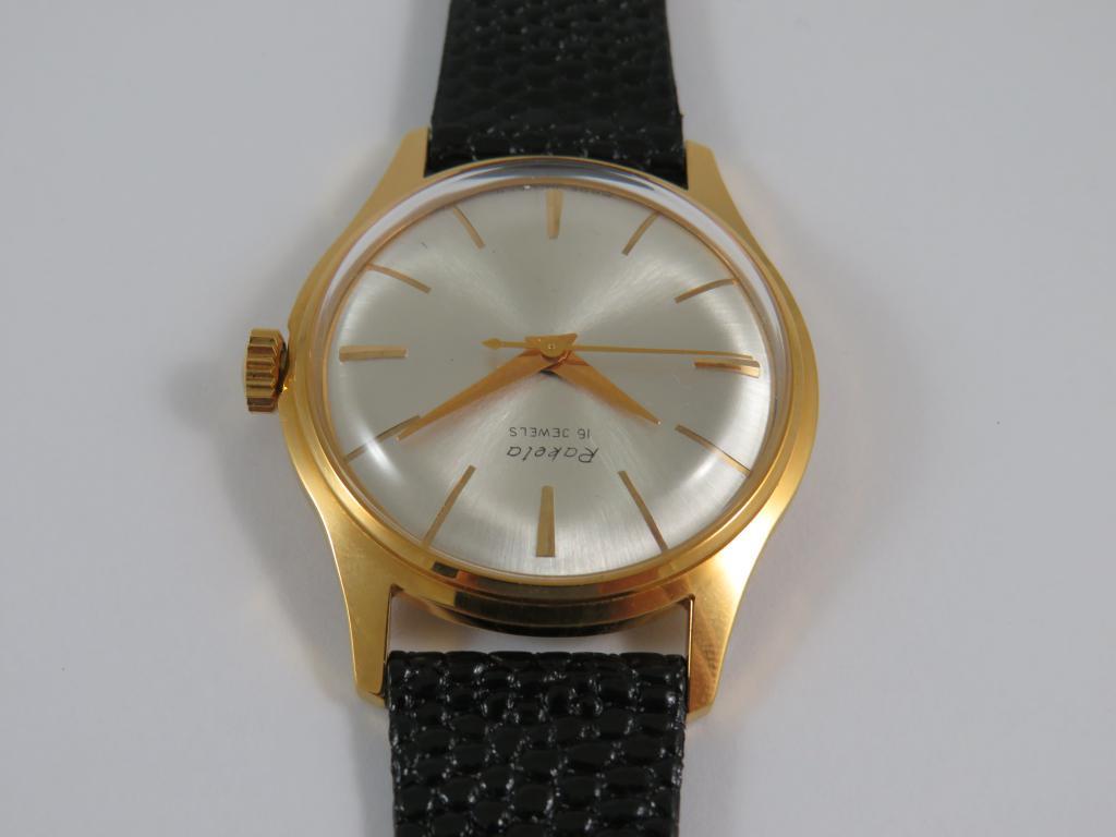 f298dcb03 Sovětské hodinky RAKETA - nové nenošené - Antik-hodinky.cz - zlaté ...