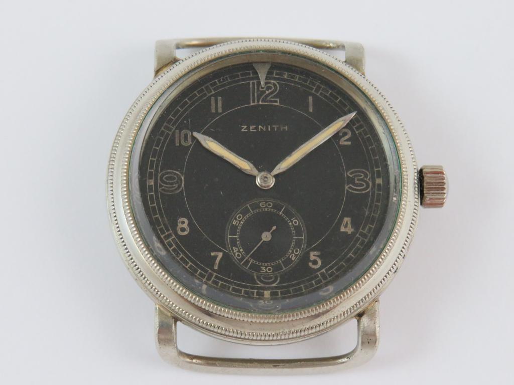 a45eca176 Letecké hodinky ZENITH SPECIAL č.str. 3200467 - Antik-hodinky.cz ...