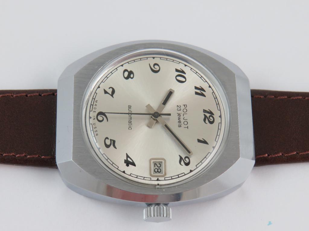 67846e26b Sovětské hodinky POLJOT ev.č. 7357 - nenošené - Antik-hodinky.cz ...