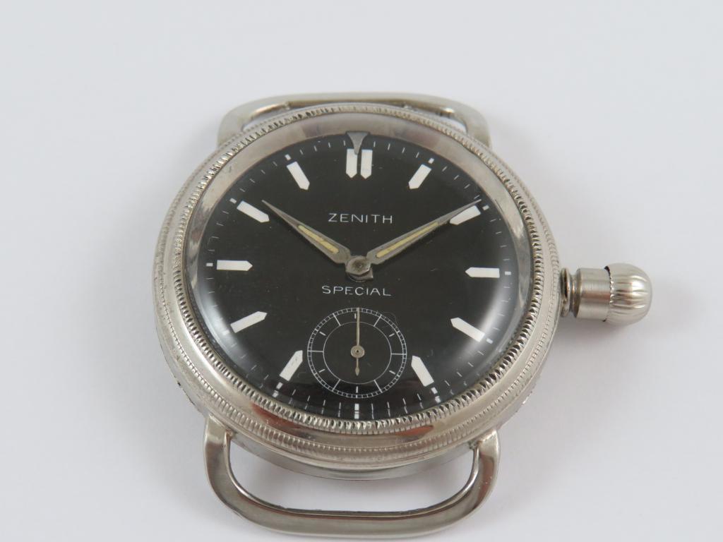 90b474b59 Letecké hodinky ZENITH SPECIAL č.str.3033406 - Antik-hodinky.cz ...