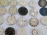 70 ciferníků  do Sovětských hodinek za pouhých 200,-Kč za kus.